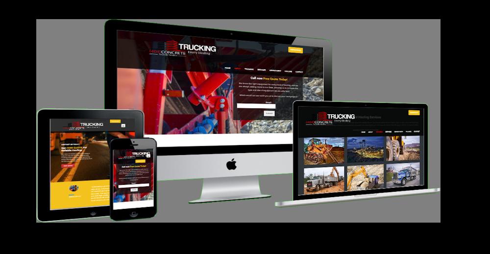 free-hauling-website-design-estimate