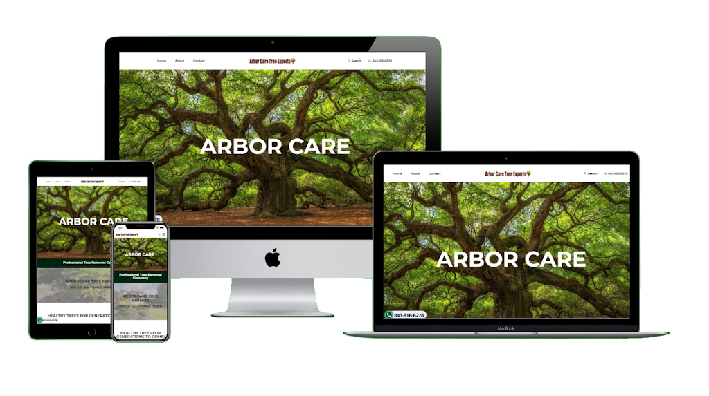 premium-unique-web-design-tree-service-motion-video-stunning
